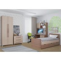 Мебель для детской комнаты Алан 01 ясень