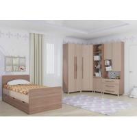 Мебель для детской комнаты Алан 02 ясень