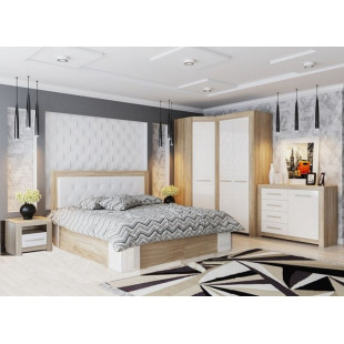 Модульная спальня Аляска 02
