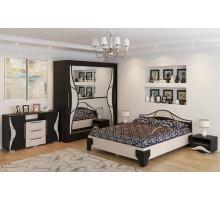 Модульная спальня Дублин венге