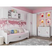 Мебель для детской комнаты Нежность 02