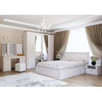 Модульная спальня Паркер сандал