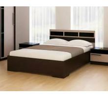 Кровать Сабрина венге