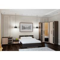 Модульная спальня Сабрина 01 венге
