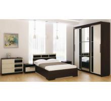 Модульная спальня Сабрина 02 венге