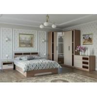 Модульная спальня Сабрина 01 ясень
