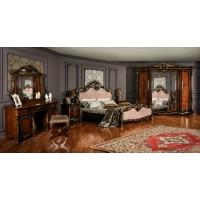 Модульная спальня Кристиано корень дуба глянец