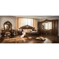 Модульная спальня Далинда корень дуба