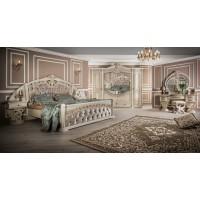 Модульная спальня Далинда корень ясеня