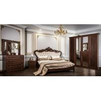 Модульная спальня Паллада орех