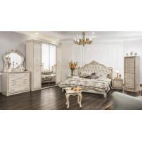 Модульная спальня Винченцо корень ясеня глянец
