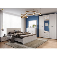 Модульная спальня Интеро