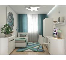 Мебель для детской комнаты Юнит 02