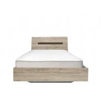 Кровать Юнит (дуб санремо)