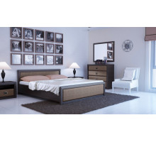 Модульная спальня Лестер 02 мдф