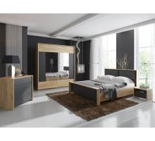 Модульная спальня Бруклин 02