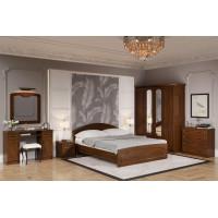 Модульная спальня Каприз орех