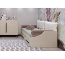 Кровать с ящиками Милан К