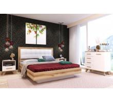 Модульная спальня Вега Скандинавия 01