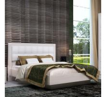 Кровать-5 с ПМ Парма Нео ясень Анкор