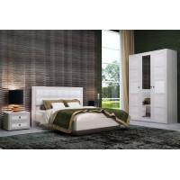 Модульная спальня Парма Нео 02