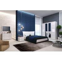 Модульная спальня Парма Нео 04