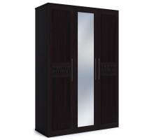 Шкаф 3-дверный Парма венге