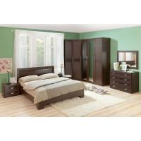 Модульная спальня Парма 04