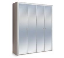 Шкаф 4-дверный Прато