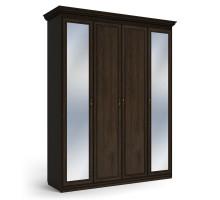 Шкаф 4-дверный Неаполь дуб April