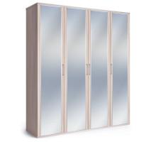 Шкаф 4-дверный Сорренто