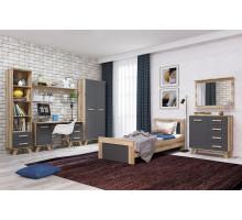 Мебель для детской комнаты Вега Скандинавия антрацид