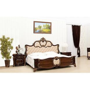 Кровать Джулиана орех