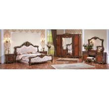 Модульная спальня Октава орех