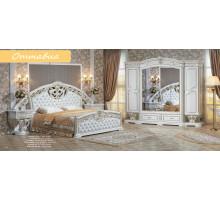 Модульная спальня Оттавиа золото