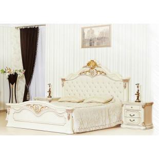 Кровать Венди крем