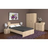 Модульная спальня Афина 07