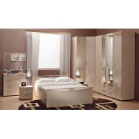 Модульная спальня Афина глянец