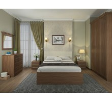 Модульная спальня Эстет 02