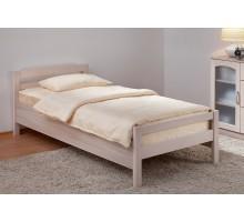 Кровать Мэри массив березы односпальная