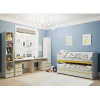 Мебель для детской комнаты Компакт 02