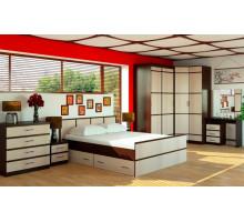 Модульная спальня Орландо 02