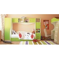 Мебель для детской комнаты Лайм 02