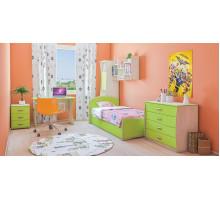 """Мебель для детской комнаты """"Лайм"""" 03"""