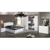 Спальня Джемма (белая)