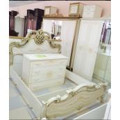 Спальня Офелия слоновая кость