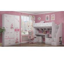 Мебель для детской комнаты Дисней 01