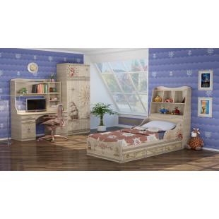 Мебель для детской комнаты Корсар 02