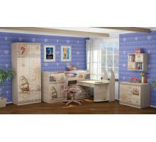 Мебель для детской комнаты Корсар 04