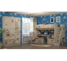 Мебель для детской комнаты Корсар 01